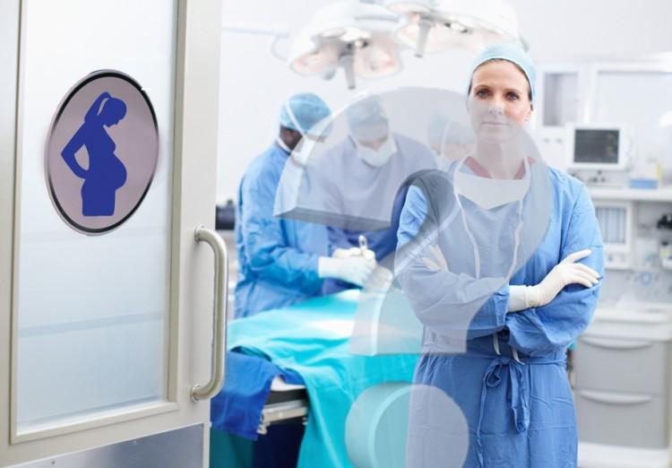 Operieren in der Schwangerschaft
