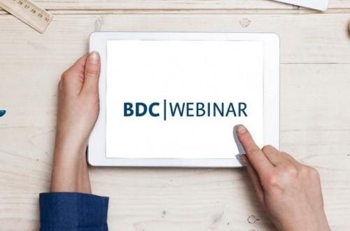 BDC|WEBINARE