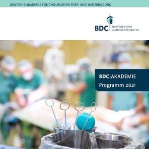 Programm BDC|Akademie 2021