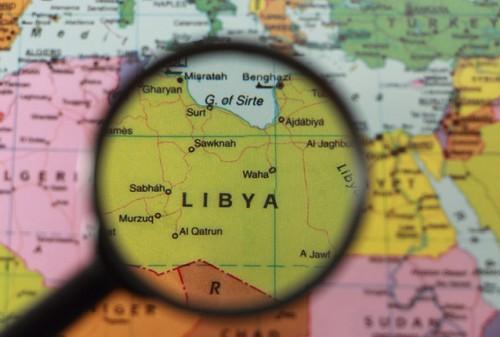 Libysche Küste, Seenotrettung