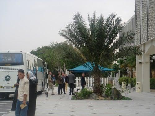 Abb. 8: Eine Informationsreise mit dem Hartmannbund: Deutsche Ärzte besuchen Krankenhäuser in den Emiraten